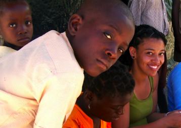 Teaching Art in Haiti