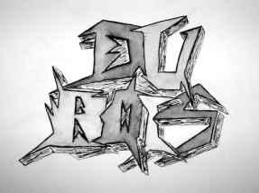 Graffiti Style Drawings