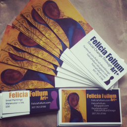 New Promotional Materials!!