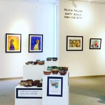 Travel Your City, Exhibition, Allied Arts, Richland, Washington